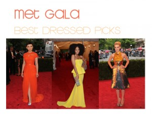 Met Gala Best Dressed Picks