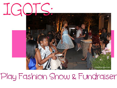 IGOTS Play Fashion Show