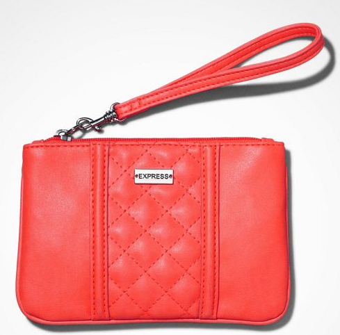 Glam Deal! Express Quilted Panel Wristlet   inHer Glam : quilted wristlet - Adamdwight.com