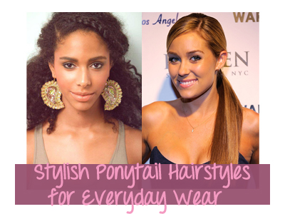 Stylish Ponytail Hairstyles for Everyday Wear