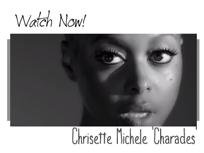 Watch Now! Chrisette Michele Charades