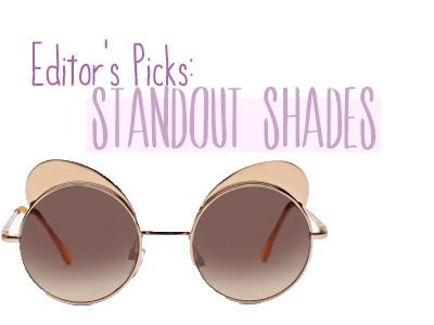 Editor's Picks Standout Shades