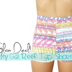fashion nasty gal prints summer spring 2013 shorts trends