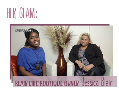 fashion style chicago entrepreneur jessica blair blair chic boutique series webisode web