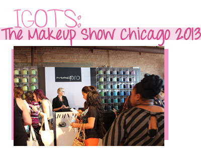 beauty, the makeup show chicago, recap, event