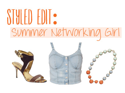 fashion, summer 2013, trends, prints, styled edit