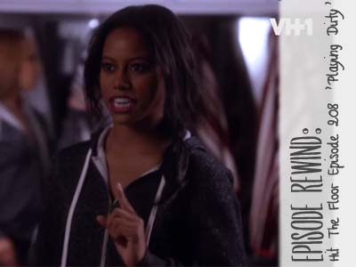 taylour paige hit the floor