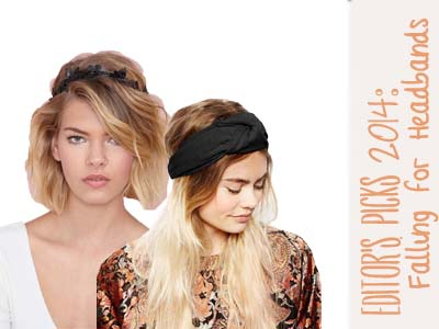fashion headband trends fall urban outfitters