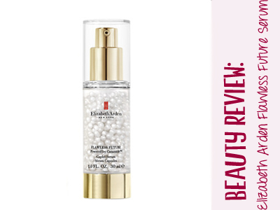 beauty elizabeth arden serum flawless future