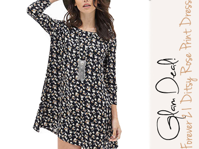 fashion forever 21 floral print fall