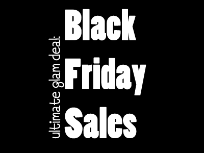 black friday sales deal