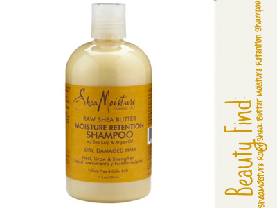 natural hair shea moisture shampoo review