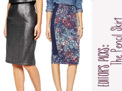 fashion pencil skirt winter trends