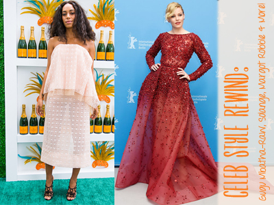 fashion solange elizabeth banks celebrity style
