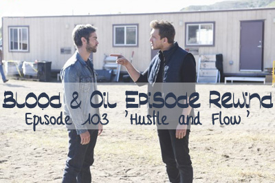 blood oil chace crawford hustle flow