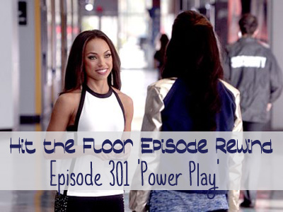 hit the floor taylour paige 301