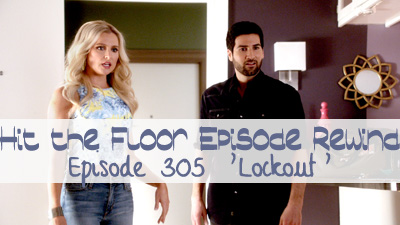 hit floor 305 lockout