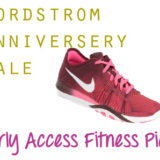 nordstrom anniversary sale early access fitness apparel picks 1