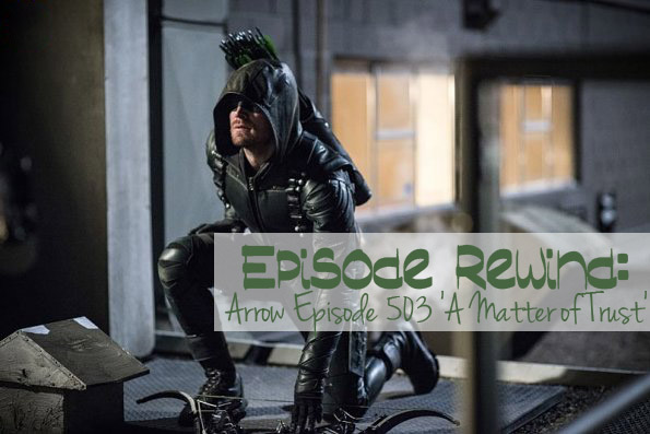 arrow stephen amell 503 trust