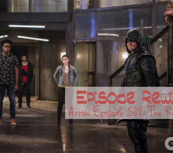 arrow stephen amell rick gonzalez 502 recruits