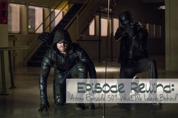 arrow stephen amell david ramsey 509